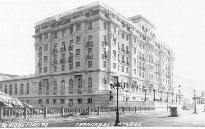 Hotel e Cassino Copacabana Palace