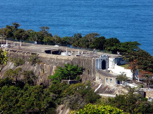 Forte Duque de Caxias, no Leme