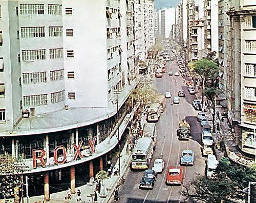 Os dois últimos cinemas de Copacabana ficam na Avenida nossa Senhora de Copacabana!