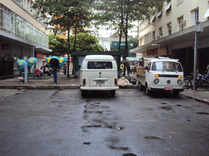 Rua Dias da Rocha em Copacabana, Rio de Janeiro