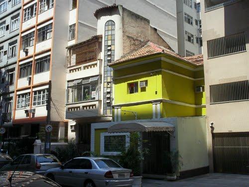 Rua Felipe de Oliveira em Copacabana, Rio de Janeiro