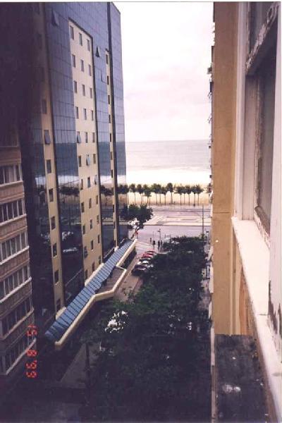 Rua Fernando Mendes em Copacabana, Rio de Janeiro