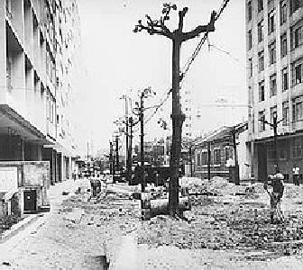 Urbanização da Rua Raul Pompéia