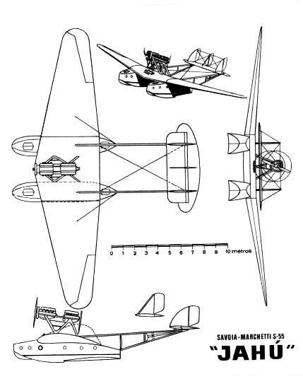 Avião Jahú