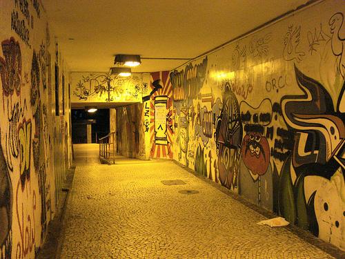 Travessa Moacyr Deriquém em Copacabana