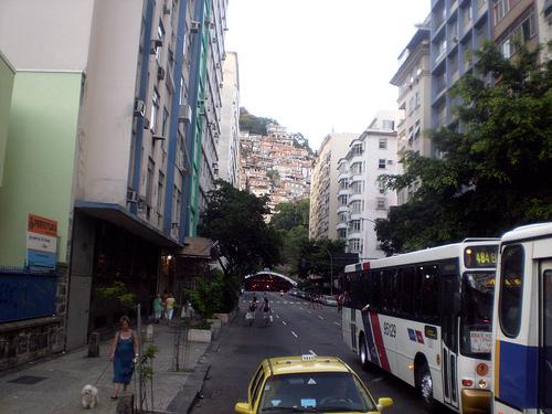 Túnel Sá Freire Alvim vista da Rua Raul Pompéia