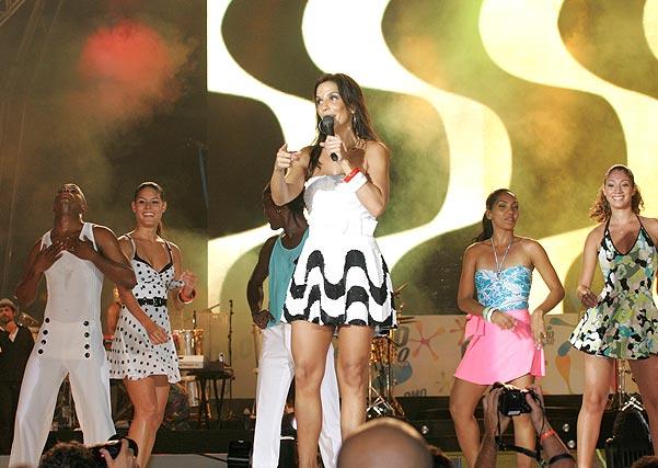 Ivete Sangalo em Copacabana