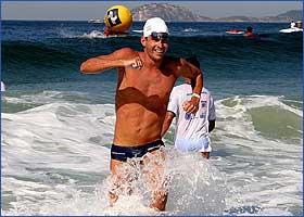 Luis Lima venceu a Travessia dos Fortes 2003