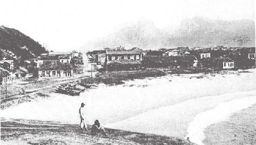 Copacabana Posto ¨em 1895