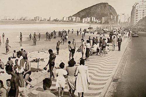 Copacabana anos 1940