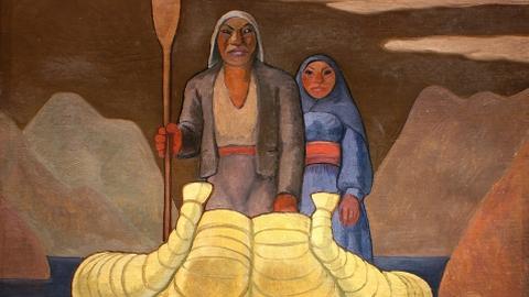 Pintura de José Sabogal