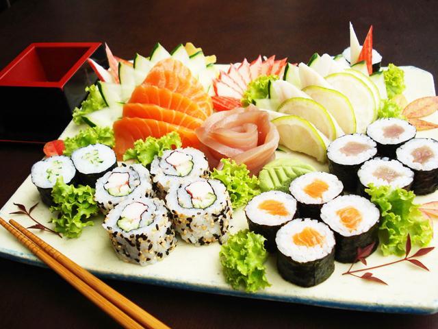 Resultado de imagen de comida japonesa tradicional