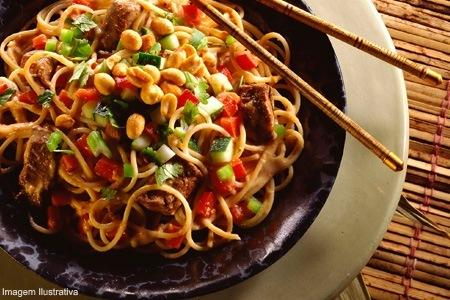 Resultado de imagem para comida chinesa
