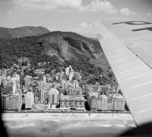 Em destaque o hotel Copacabana Palace!