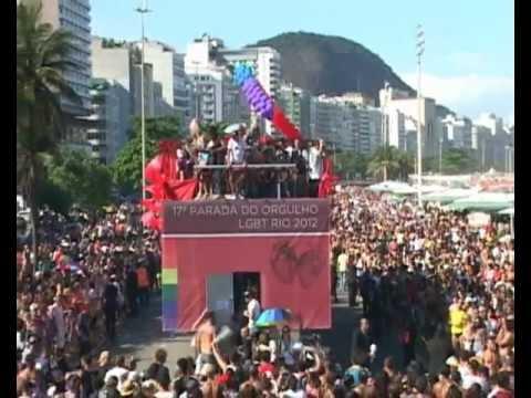 17ª PARADA GAY DE COPACABANA 2012
