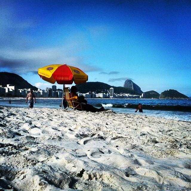Praia de Copacabana, Posto 6