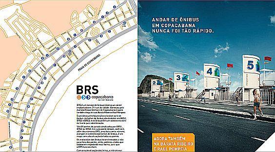 Clique na imagem e baixe o folheto em .pdf da lista de ônibus circulando em Copacabana - RioÔnibus.