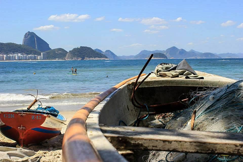 Posto 6 Praia de Copacabana