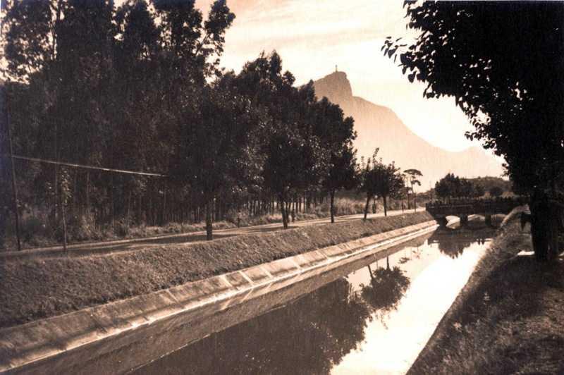 Avenida Visconde de Albuquerque em 1936
