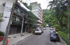 Rua Alberto Rangel, no Alto Leblon