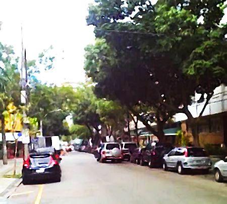 Rua Dias Ferreira no Leblon, Rio de Janeiro