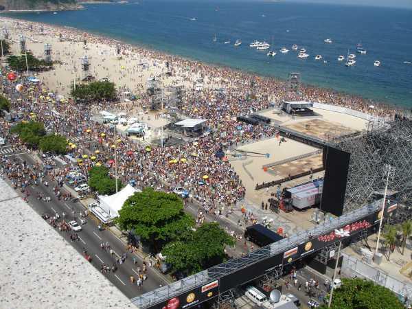 clique e veja a página sobre os Rolling Stones em Copacabana