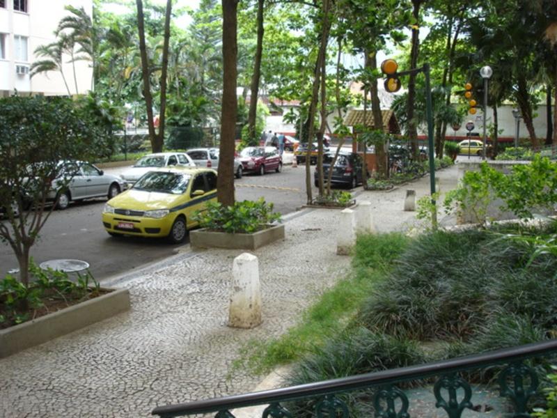 Rua Gilberto Cardoso no Leblon, Rio de Janeiro