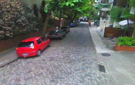 Rua Igarapava no Alto Leblon, Rio de Janeiro