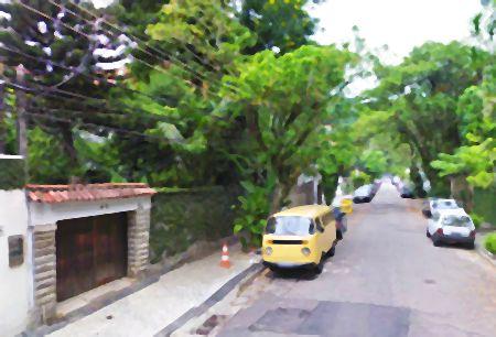 Rua Itiquira no Leblon