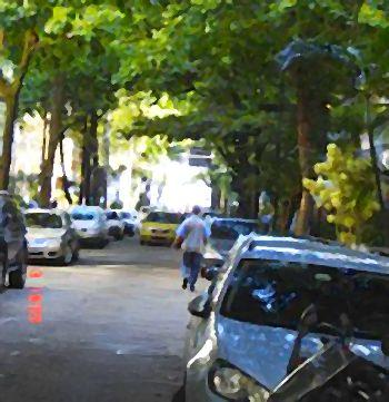 Rua Rita Ludolf no Leblon, Rio de Janeiro