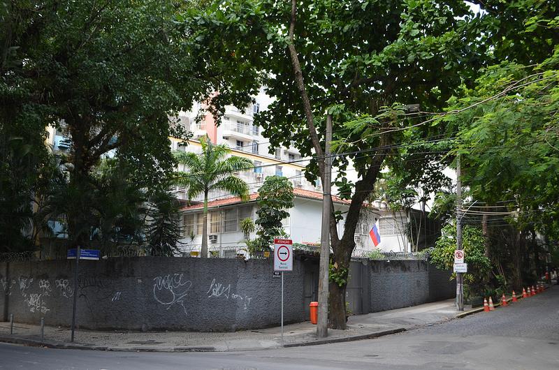 Consulado Geral da Rússia