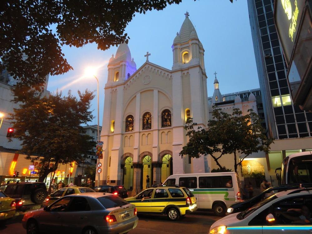 Igreja Matriz de Nossa Senhora da Paz, Ipanema, Rio de Janeiro