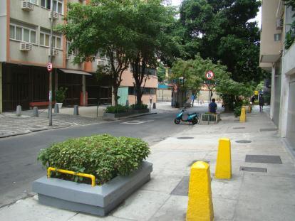 Rua Antônio Parreiras em Ipanema, Rio de Janeiro