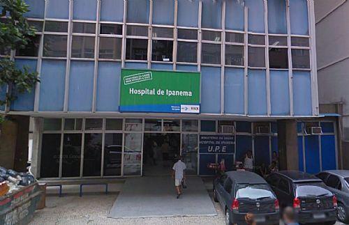 O Hospital Federal de Ipanema fica localizado na Rua Antônio Parreiras, 67 em Ipanema, Rio de Janeiro