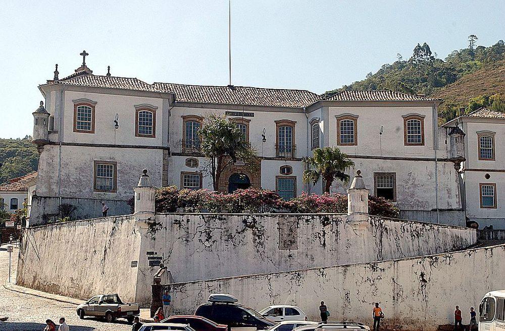 Palacio dos Governadores, Ouro Preto, Minas Gerias
