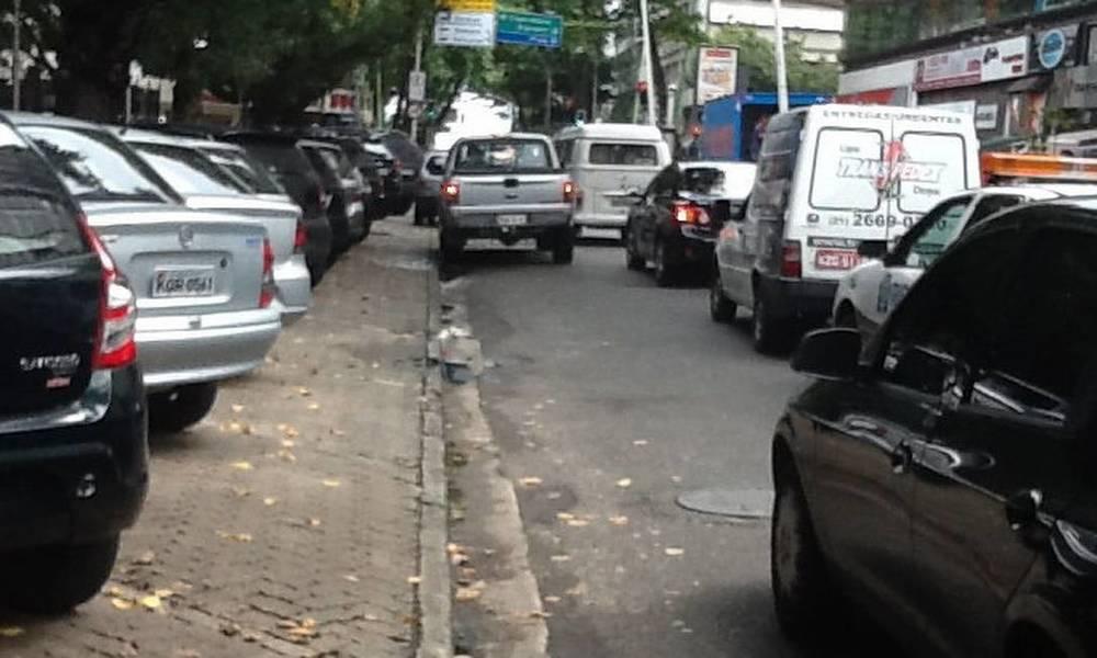 Rua Maria Quitéria em Ipanema