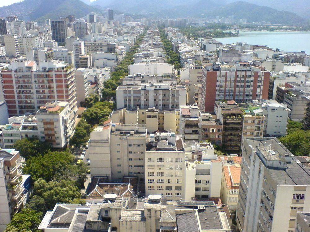 Rua Nascimento Silva em Ipanema