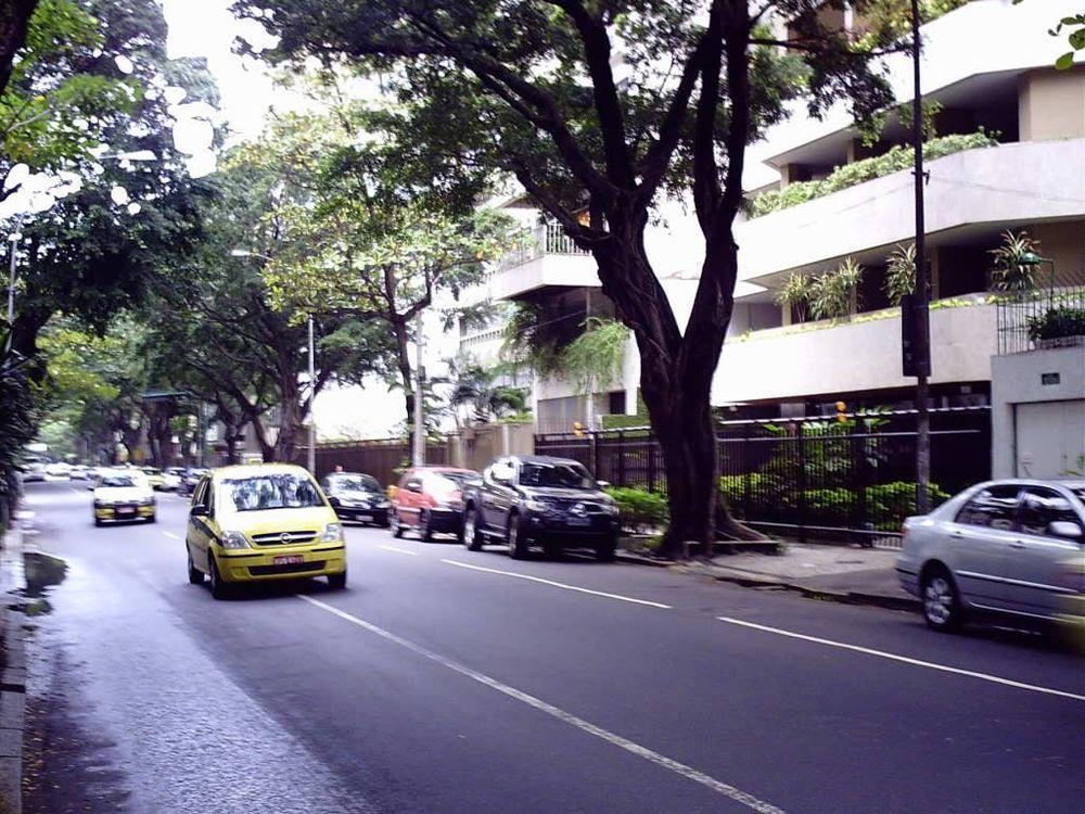 Rua Prudente de Moraes em Ipanema