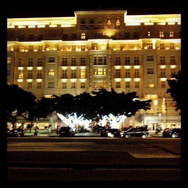 Hotel Copacabana Palace Natal 2013