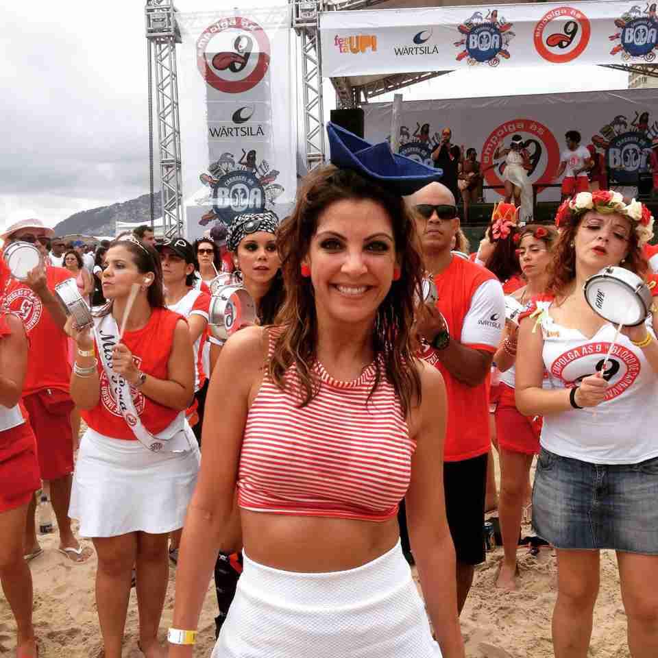 Thalita Rebouças no Bloco Empolga as 9
