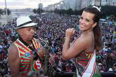 Banda Saldanha em Copacabana