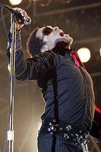 Lenny Kravitz ao vivo em Copacabana