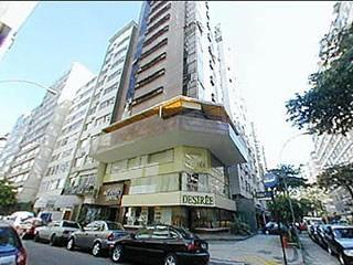Rua Aires Saldanha em Copacabana