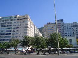Rua Almirante Gonçalves em Copacabana