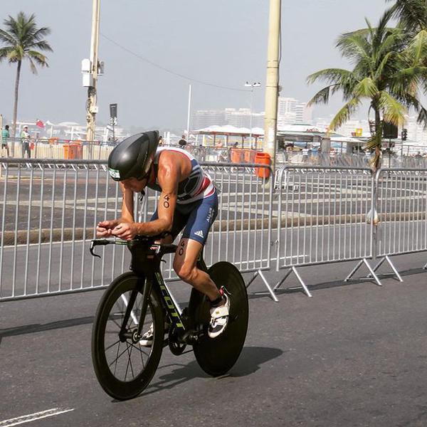 Evento Mundial de Paratriatlo (WTE) em Copacabana