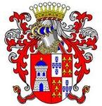 Armas de D. Aires José Maria de Saldanha de Albuquerque Coutinho Matos e Noronha