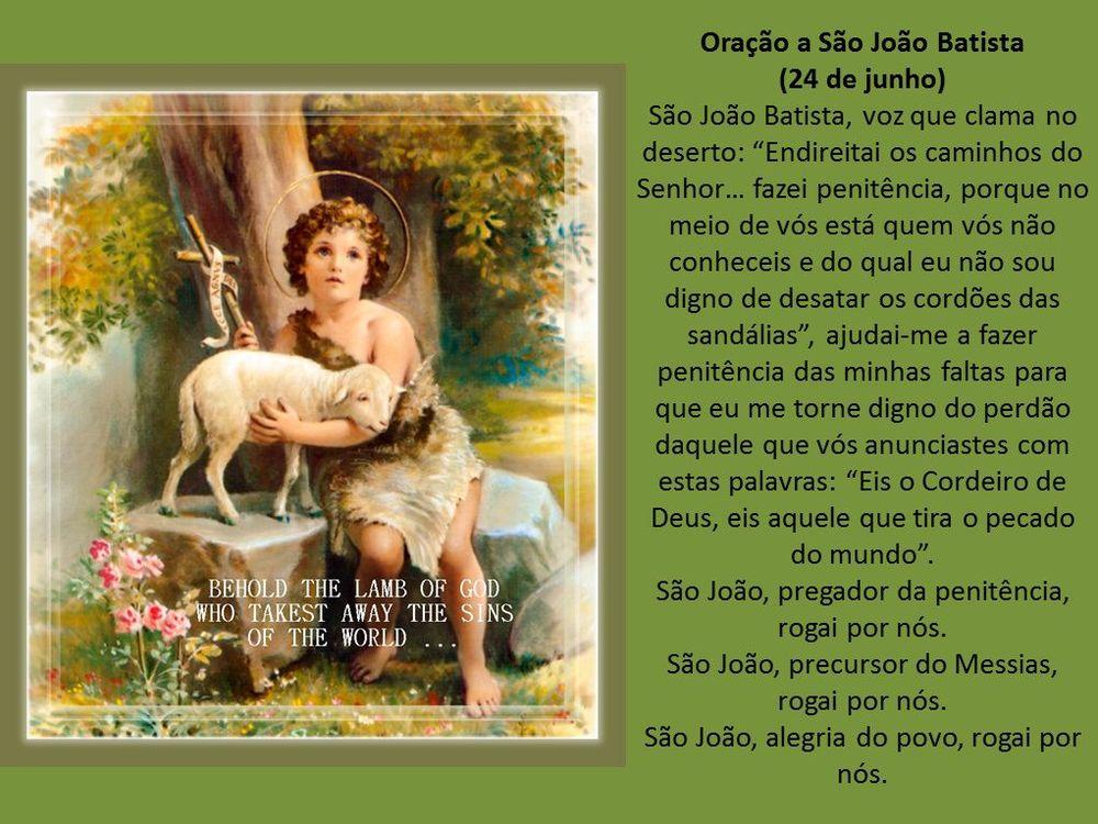 Oração de São João.