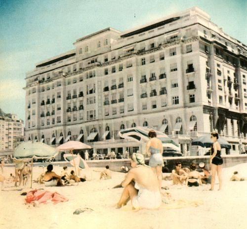 Hotel Copacabana Palace, Rio de Janeiro