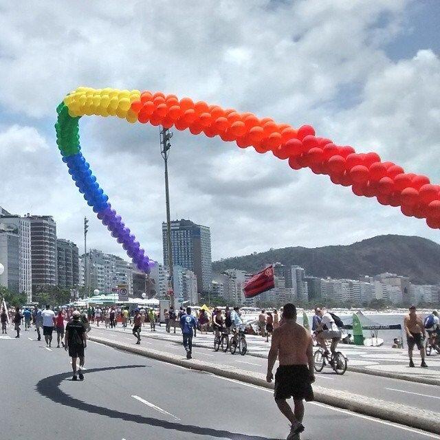19ª Parada do orgulho LGBT Copacabana