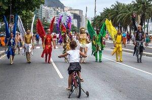 Gay pride Copacabana 2015